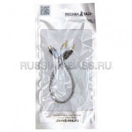 Межблочный Y-кабель Russian Bass Easy RC0.25 YST