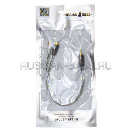 Межблочный Y-кабель Russian Bass RC0.25 YB