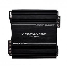 Усилитель APOCALYPSE AAB-600.2D ATOM