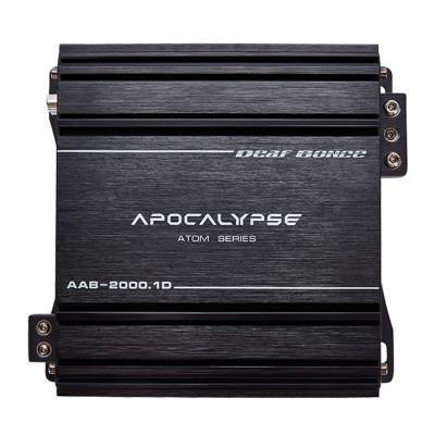 Усилитель APOCALYPSE AAB-2000.1D ATOM