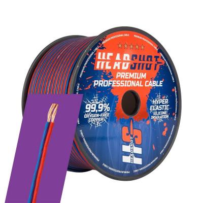 Кабель акустический headShot 1.5 кв.мм 99% медь OFC16100