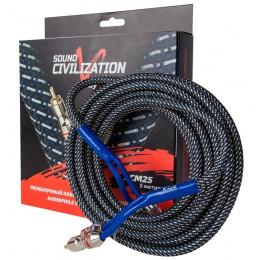 Межблочный кабель KICX SCM25