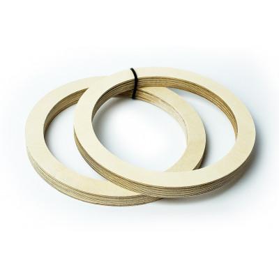 Кольца проставочные 16см (фанера 18мм)