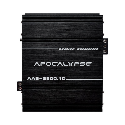 Усилитель APOCALYPSE AAB-2900.1D