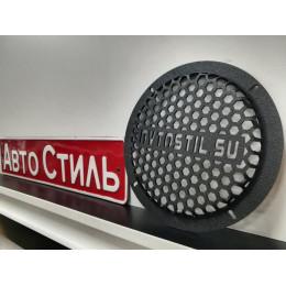 """Гриль защитный объемный """"Автостиль"""" 200 мм"""