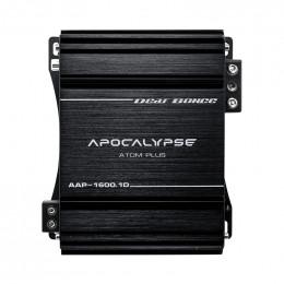 Усилитель APOCALYPSE AAP-1600.1D PLUS