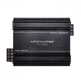 Усилитель APOCALYPSE AAB-300.4D ATOM