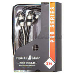 Межблочный кабель Russian Bass PRO RC5.2