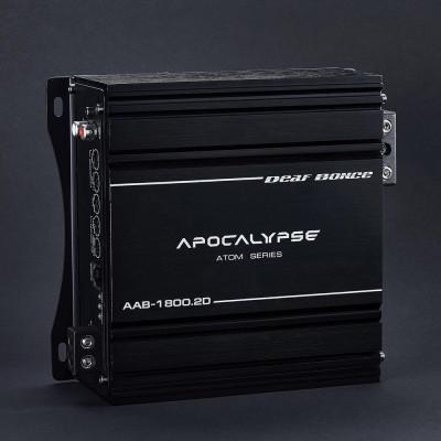 Усилитель Alphard Apocalypse AAB-1800.2D
