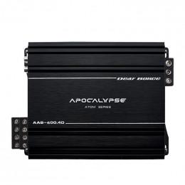 Усилитель APOCALYPSE AAB-400.4D ATOM
