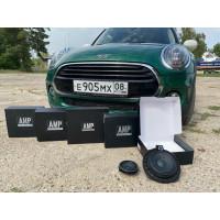 Аудиосистема Mini Cooper. Отличное решение со звуком в BMW / Mini