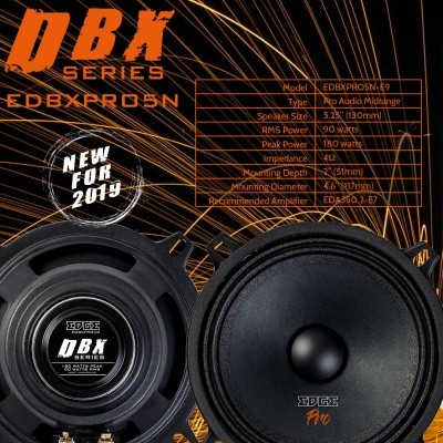 Акустика EDGE EDBXPRO5N