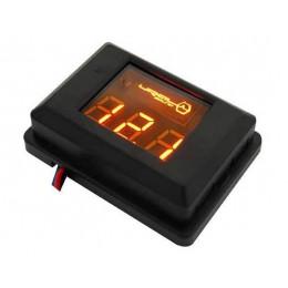 Вольтметр URAL DB Voltmeter (оранжевая подсветка)