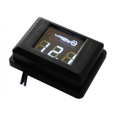 Вольтметр URAL DB Voltmeter (белая подсветка)