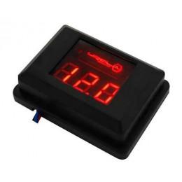 Вольтметр URAL DB Voltmeter (красная подсветка)