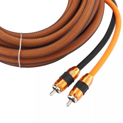 Кабель межблочный DL Audio Phoenix Ferrite Rings RCA 5M
