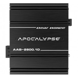 Усилитель Alphard AAB-2800.1D