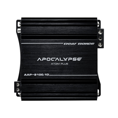 Усилитель Apocalypse AAP-2100.1D PLUS