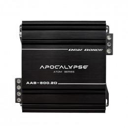 Усилитель APOCALYPSE AAB-800.2D