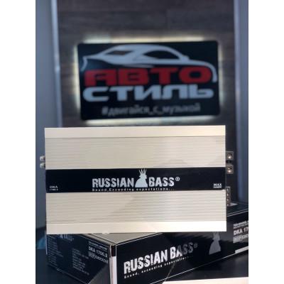 Усилитель Russian Bass DKA 1700.2