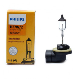Лампа галогеновая Philips H27/2 Standard
