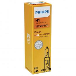 Лампа галогеновая Philips H1 Vision +30%