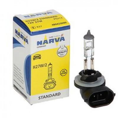 Лампа галогеновая NARVA H27/2 Standard