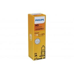 Лампа галогеновая Philips H3 Vision +30%