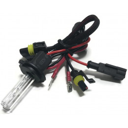 Лампа ксеноновая InterPower H7 4300K