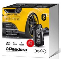 Сигнализация Pandora DX 90 BT