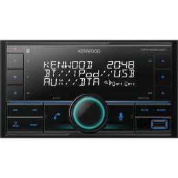 Автомагнитола Kenwood DPX-M3200BT