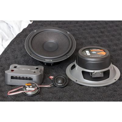 Аудиосистема на HERTZ на оплату